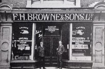 F.H. Browne & Sons Shop