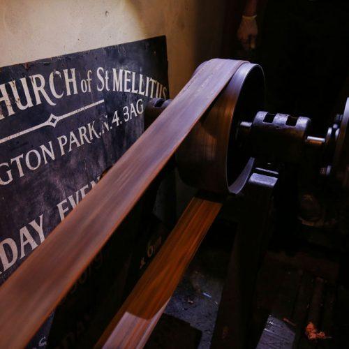 Belt, St Mellitus Organ
