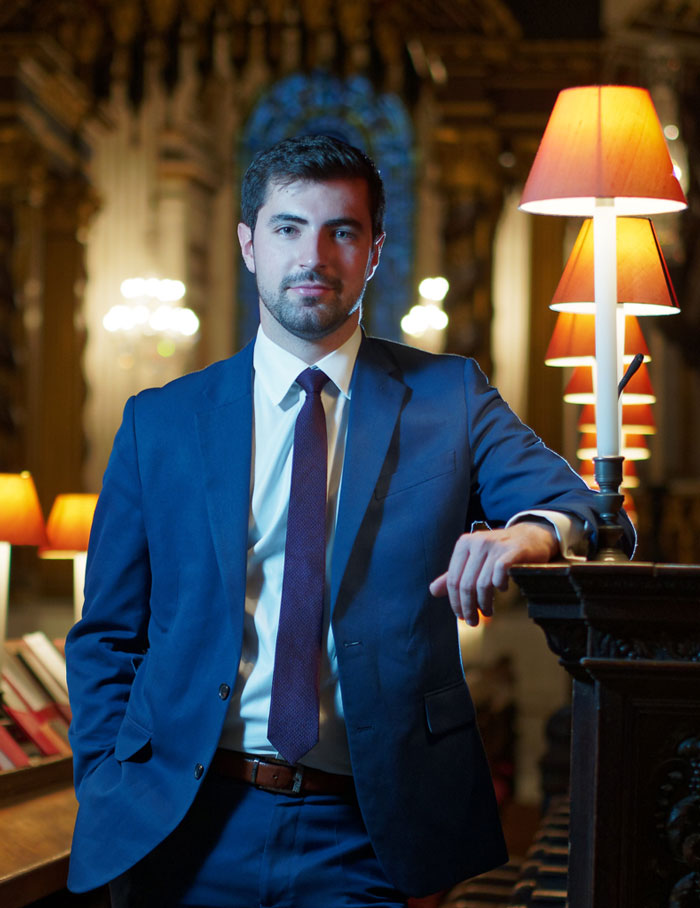 James Orford, Organist in Residence, Westminster Cathedral