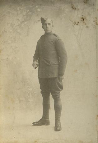 Percy John Alford