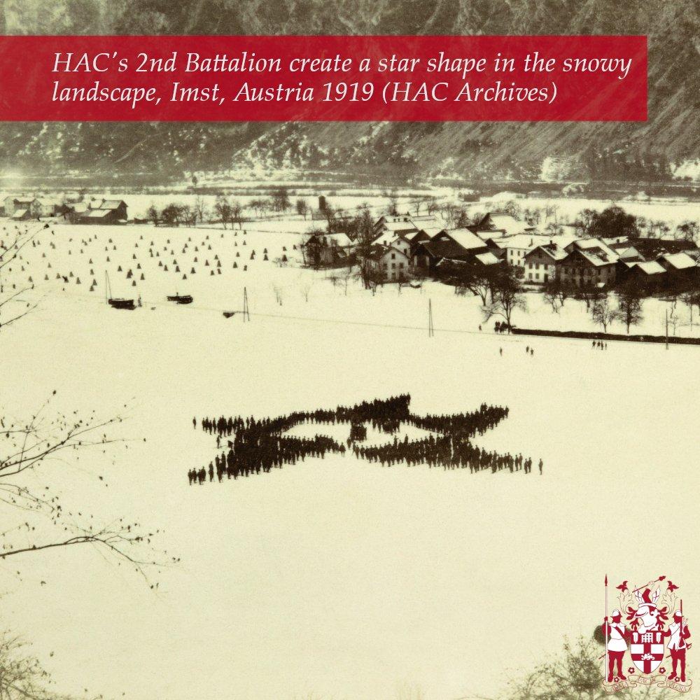 2nd Battalion, HAC, Imst, Austria 1919