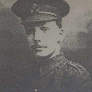 Private Herbert Edwards, Courtesy Of Alan Edwards